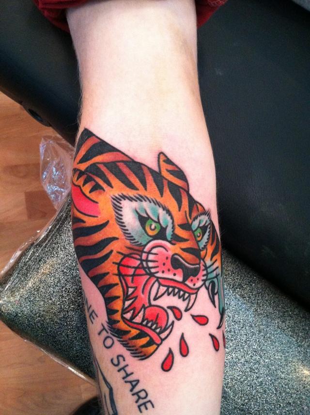 tigerhead